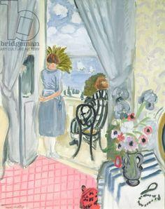 Matisse, Henri (1869-1954) The Regattas at Nice, 1921 (oil on canvas)