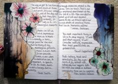 Keeping my journal...the only thing that retains my sanity!! :)