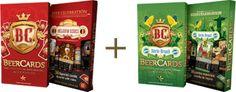 BeerCards Versão Bélgica + Versão Brasileira