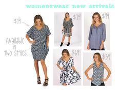 """""""Womenswear New Arrivals"""" by evolvelifestyle on Polyvore"""