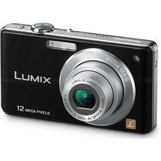 Panasonic DMC-FS12 12.7MP Digital Camera