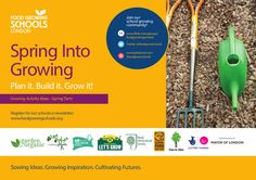 Food Growing Schools: Spring Term, Mayor Of London, Skills To Learn, The Help, Schools, Knowledge, Teaching, Activities, How To Plan