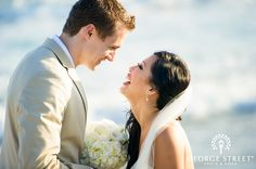 We can all take a lesson in simplicity from Dara & Justin. Check out this beautiful wedding without all the fuss!