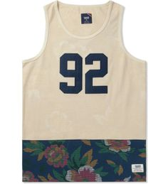 Lemar & Dauley Antique White Thrift Store Tank Top | HYPEBEAST Store. Shop Online for Men's Fashion, Streetwear, Sneakers, Accessories