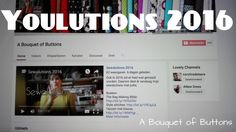 Youlutions 2016 - A Bouquet of Buttons