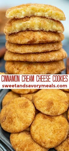 Cake Mix Cookies, Yummy Cookies, Cinnamon Cookies, Candy Cookies, Easy Appetizer Recipes, Dessert Recipes, Desserts, Dinner Recipes, Yummy Cookie Recipes