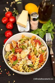 Healthy Eating Recipes, Healthy Meal Prep, Cooking Recipes, Empanadas, Good Food, Yummy Food, Spaghetti Recipes, Pasta Salad, Food Inspiration