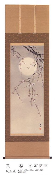 I've been wanting to paint cherry blossoms. How pretty.