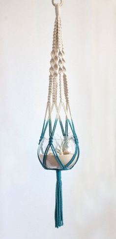 The Art Of Macramé And How It Can Be Used Around The Home - Page 2 of 2 - Bored Art