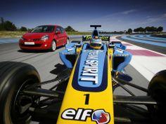 Renault F1 Team - Clio