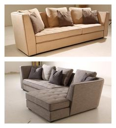 Good Quality China Supplier Tufted Simple Big Sectional Sofa made by Cocheen Furniture, we are only presenting the high-end modern furnishings. Contemporary Sofa, Modern Sofa, Sectional Sofa, Couch, Furniture Manufacturers, Sofa Set, Sofa Design, Modern Design, Cushions