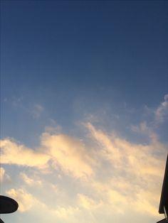 2017년 2월 2일의 하늘 #sky #cloud