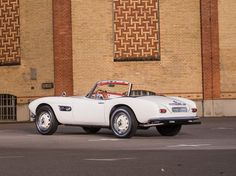 1957 BMW 507 Roadster Series II Maintenance/restoration of old/vintage vehicles: the material for new cogs/casters/gears/pads could be cast polyamide which I (Cast polyamide) can produce. My contact: tatjana.alic14@gmail.com