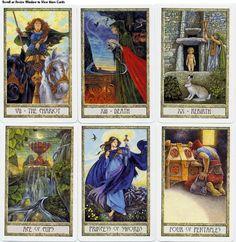 the druid craft tarot deck - Google Search