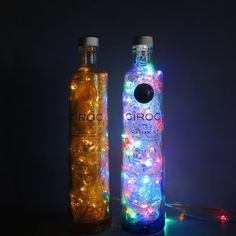 d1aab56deb Luminárias Ciroc. Idée Créative · Luminárias de Garrafa · Luminárias Jack  Daniel s ...