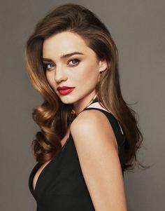 les plus belles femmes du monde- le modèle-Miranda-Kerr