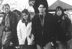 James Woods, Kathy Bates, Henry Thomas and Kristin Fiorella in Curse of the Starving Class (1994)