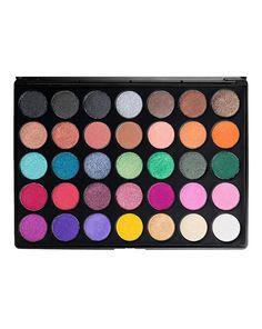 35 Colour Multi Shimmer Palette (35U) by Morphe Brushes