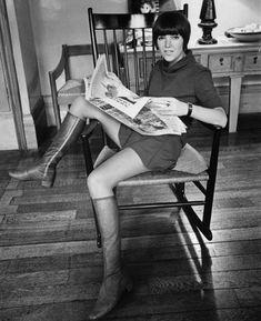 Mary Quant And The Mini   50 anni di mini: da Mary Quant a Dukan - D - la Repubblica