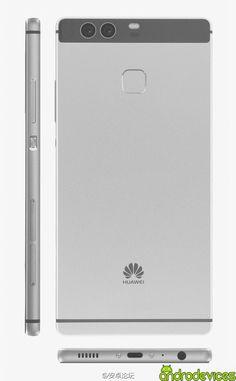 Mola Fotos del Huawei P9 y detalles de su lanzamiento el 9 de Marzo