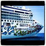 The beautiful Norwegian Gem! @norwegiancruiseline - Norwegian Cruise Line's Instagram photos | Statigr.am