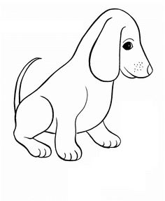 Small Dog Interesting And Strong Coloring Pages For Kids Printable Dogs