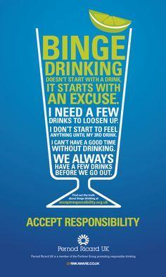 10 alcohol awareness poster ideas