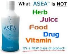 What is in ASEA?  Salt  Water  Redox Signaling Molecules  In each bottle are trillions of these redox signaling molecules  This is exactly what is in each and every one of your cells  The salt in ASEA is less than 3 carrots and less than 1/2 slice of bread, so it's only 123 mg which will not affect blood pressure