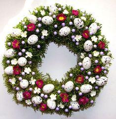 wnętrze - różne-Wianek Wielkanocny VI