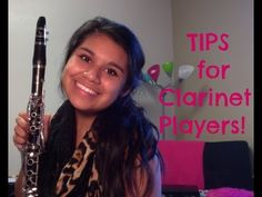 Tips for Clarinet Players Pt. 2 (Scales, Music, & More!) - YouTube