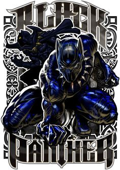 Black Panther – Limited Edition Signed Metal Print By David Bircham – – W. Black Panther – Limited Signed Metal Print by David Bircham – – W. Black Panther Party, Black Panther Marvel, Black Panther King, Marvel Films, Marvel Art, Marvel Heroes, Marvel Cinematic, Marvel Avengers, Comic Books Art