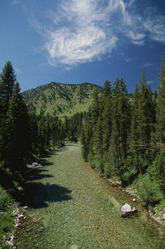 ✭ Sawtooth Mountain Range - Idaho