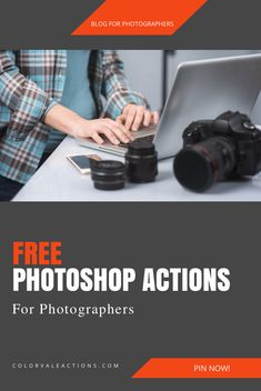 FREE Photoshop Actions for Photographers