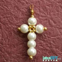 Homemade earrings -----LetusDIY.ORG|DIY Everything here