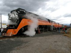 Engine 4449 - Southern Pacific Daylight