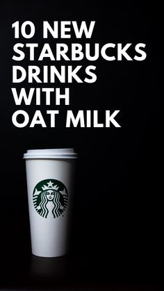 Starbucks has recently come up with its line of oat milk drinks. The spring brought with it amazing additions to the list. Now you have another non-dairy product for customizing your drink. If you've had oat milk as a part of your lifestyle this is great news. Though it is not available in every place yet, here are some of the oat milk drinks that will leave your taste buds tingling and keep you coming for more. #starbucks Coffee Cream, Coffee Type, Black Coffee, Coffee Dessert, Coffee Drinks, Types Of Coffee Beans, Caramel Frappuccino, Raspberry Syrup, Coffee Accessories