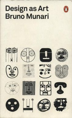drrestless: Covers (457): Bruno Munari - Design as Art