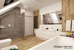 Łazienka styl Nowoczesny - zdjęcie od design me too Grey Bathrooms, Bathroom Inspiration, Interior And Exterior, Tiles, Bathtub, Home Decor, House Ideas, Interiors, Amazing