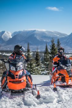 """Here is what you have the opportunity to enjoy if you treat yourself to a """"grand tour"""" of the region: 1315 km of snowmobiling on the groomed and marked trails of Gaspésie! Grand Tour, White Feed, Snowmobiles, Adult Fun, Outdoor Toys, Atvs, Dirt Bikes, Cute Relationships, Winter Activities"""