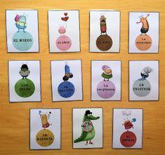 El Emocionómetro del Inspector Drilo: RECURSOS EDUCATIVOS Blog Page, Montessori, Kindergarten, Holiday Decor, Frame, Uni, Mindfulness, School, Feelings And Emotions