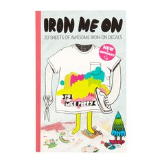 Iron Me On, $17.95 #sportsgirl