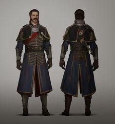 """Sir Galahad"" The Order 1886 Fanart"