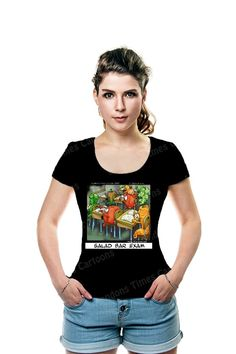 Salad #BarExam Womens #Tee by @LTCartoons #oarttee #humor #lawyers #vegan #tshirt #gift #sale
