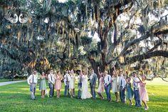 Jekyll Island Club Hotel Wedding - PeacockPhotography
