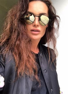 """Irresistor is the compine word of prefix """"IR"""" and resist which means irresistable creation. Irresistor is the innovative leading brand which realizes the futuristic green technology that breaks the conventional ideas and forms of eyewear. Sunglasses Irresistor Biker #sunglasses2017 https://lenshop.eu/manufacturers/13406-irresistor/sunglasses"""