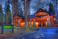 Five Pine Lodge - Sisters, Oregon. Great cabins available too!
