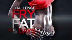 Fry Fat Fast Challenge Trailer