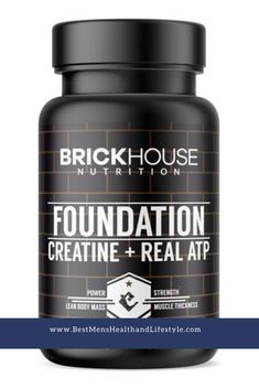 The best pre-workout supplements use nutrients to counteract muscular fatigue. Foundation combines creatine and ATP to increase nutrient and oxygen delivery, as well as blood flow and levels of extracellular calcium. This helps your body workout longer and recover faster. #multivitamin #menshealth #Healthandfitness #healthandwellness #exercise #workout #supplement #affiliate #creatine Whole Food Multivitamin, Good Pre Workout, Health And Wellness, Health Fitness, Vitamins For Energy, Pre Workout Supplement, Lean Body, Stress And Anxiety, Build Muscle