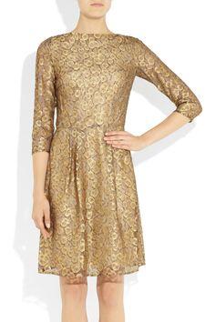 Issa|Babushka lace dress