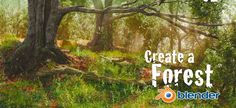Learn how to create a beautiful forest with this in-depth Blender tutorial series by CG Geek! Steve writes: In part one we create a terrain and custom trees using the skin modifier! In part two we continue work on our Trees, adding realistic textures, branches and leaves! In part three we easily create multiple versionsRead More